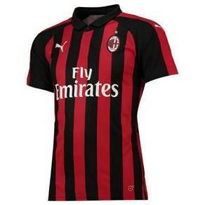Ac Milan 2018/2019 Home Jersey