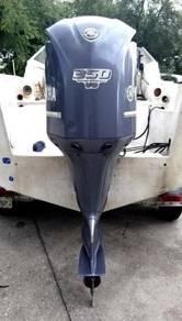 Yamaha outboard 350hp
