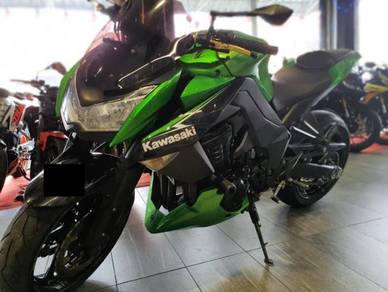 Kawasaki Z1000 Showroom Condition/z800/z900
