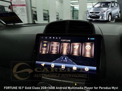 FORTUNE GoldClass 2+16 Android Player Perodua Myvi