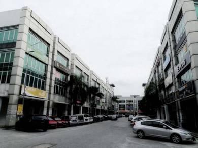 [Corner Shop Lot] Bandar Puteri Puchong 4-Storey Shop Office For Sale