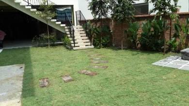 Rumput carpet philipin dan khidmat lanskap