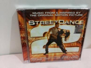 CD StreetDance 2 - Soundtrack