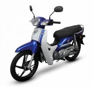 Honda EX5 110 FI -SportRim - Low Deposit