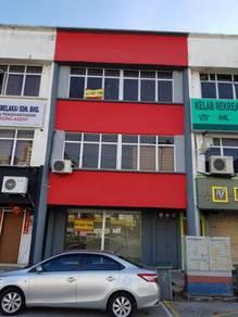 Ground Floor Shop Lot at Taman Melaka Raya Melaka
