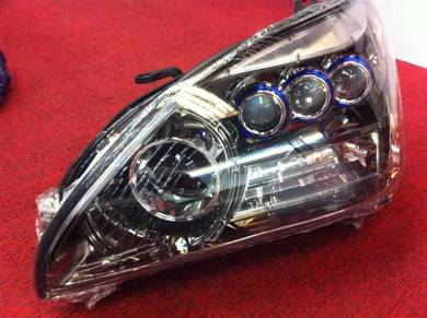 Toyota harrier lexus rx330 rx350 midwest head lamp