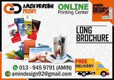 Jom cetak Long brochure