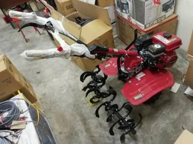 Mini Power Tiller Mesin Gemuk Tanah Machine
