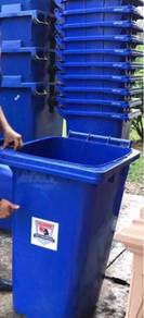 SULOI brand Tong sampah beroda mobile garbage bin