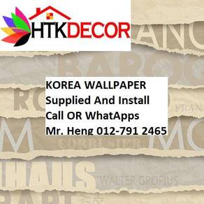 Korea Wall Paper for Your Sweet Home 79MAW