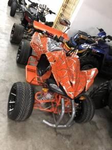 ATV mtor 250cc cx NEW (Melaka)