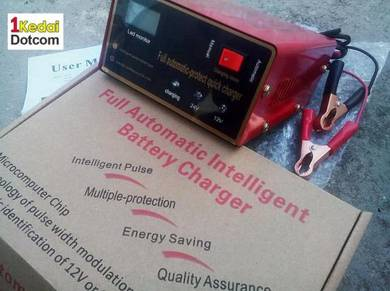 Full Automatic Home Battery Charger 12/24V