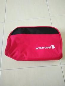 Ladies cosmetic bag/ travel bag
