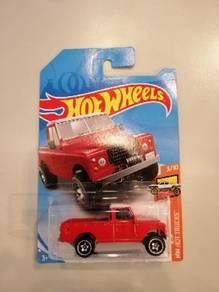 Hotwheels Land Rover Pickup
