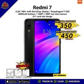 DISKAUN Xiaomi Redmi 7 Msia Set 4000mah battery
