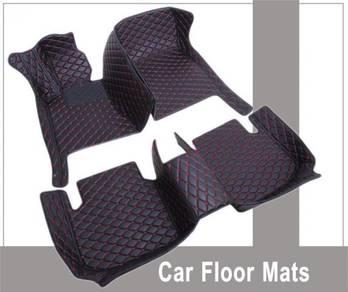 Ford Ranger 2012-2020 3D Leather Car Mat Set New