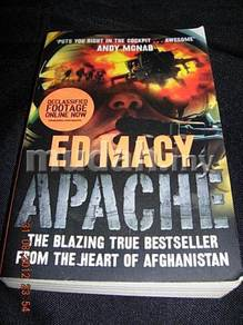 APACHE by ED MACY War in Afghanistan