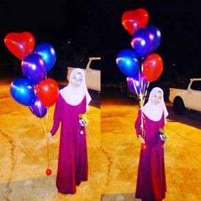 COD Balloon at Senawang