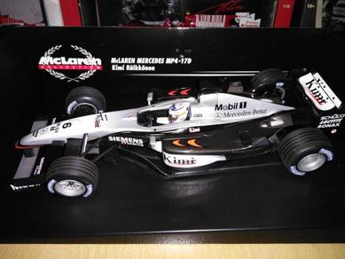 Minichamps McLaren MP4-17D Kimi Raikkonen 1/18