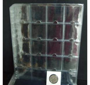 Refills for PCCB Coin Holder Album