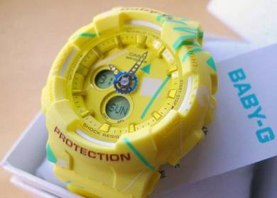 Watch- Casio BABY G BA120SC-9 -ORIGINAL