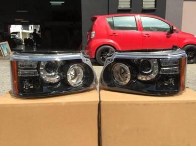 Range Rover Sport 2010 Facelift Head Lamp