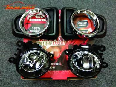 Perodua Axia Fog Lamp Sport Light