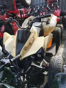 ATV 250cc motor second hand 2018