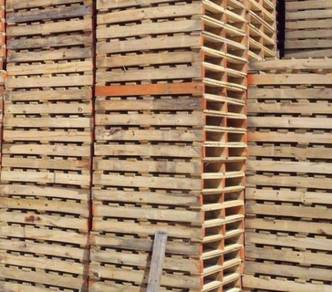 Wood pallets #1 / grade A 48x40in
