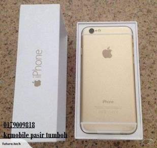 Iphone -6-64gbterbaik set ll ori