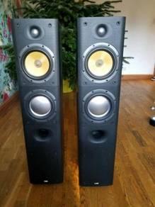 Floor Standing Speakers B&W DM603 S3 Spearkers
