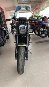 Year End Sales Benelli Leoncino 250 (Low Dep)