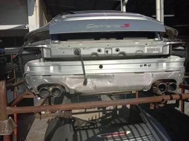 Porsche carerra 997.2 pdk engine