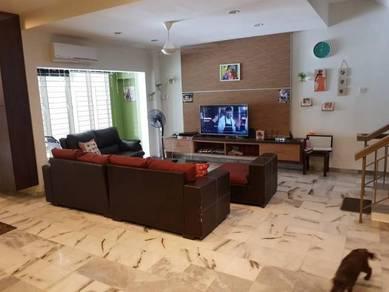 2 Storey Terrace House Sri Petaling Jalan Radin Bukit Jalil
