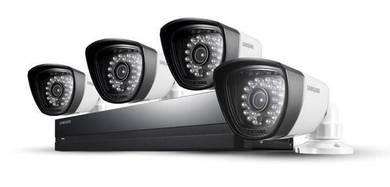 CCTV HD Camera Installation 2.0MP