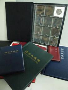 PCCB Coin Holder Album 120s