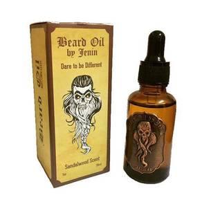 Beard Growth Oil by Jenin