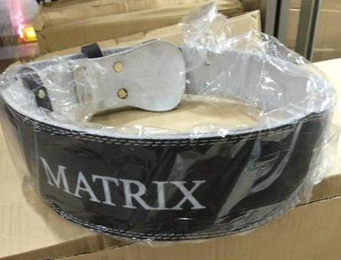 Matrix Gym Belt (Sport Fitness Tali Pinggang )