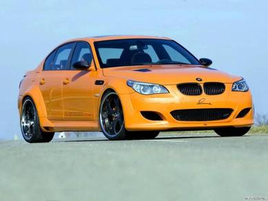 Lumma CLR500 BMW 5-series E60 Widebody Kit
