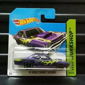 Hotwheels '69 Dodge Coronet Superbee