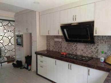 Newly RENO Extended, Bdr Sunway PJS10, 2sty terrace [18x60sf 3R3B]