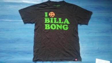 Baju Bilabong (M) free pos