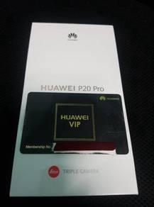 Baru Ori Huawei P20 Pro. Hargaa 13OO sajaa