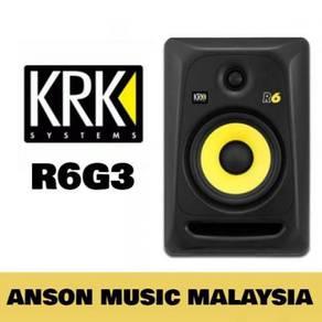 KRK ROKIT 6 G3 Passive Studio Monitor (R6G3)