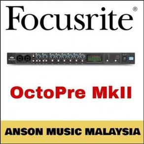 Focusrite Octopre 8-Channel Microphone Preamplifie