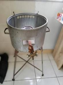 For sale dapur gas's jnis kaki condition 9/10