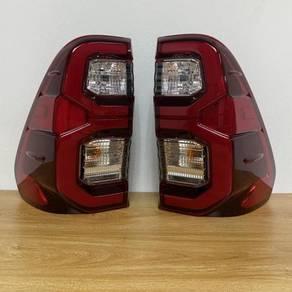Toyota Hilux 2015 - 2020 Tail Lamp Revo Rogue Ori