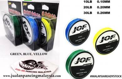 100m JAPAN JOF 4X BRAIDED LINE