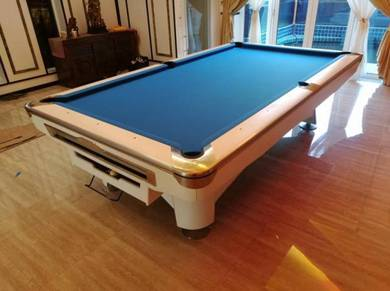 9ft FS Crown Pool Table