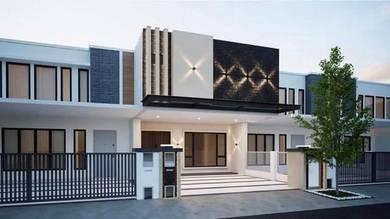 [Fast Call] Ara Residence 2 Storey Link House 45x90 Freehold Nr Bangi